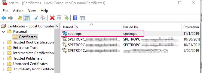 Integration error: