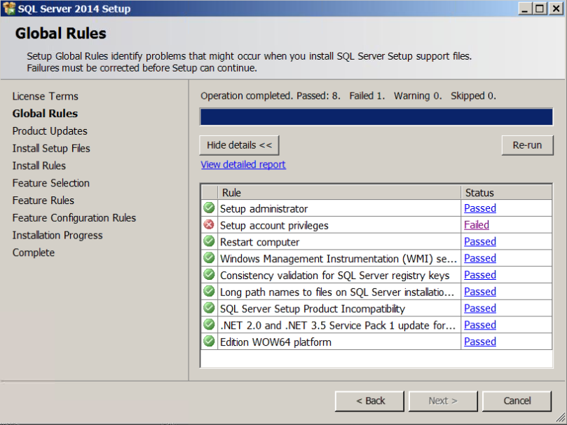 Install BarTender SQL Server Express Manually – BarTender